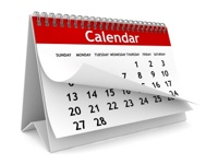 Calendar of Celiac Support Group Events